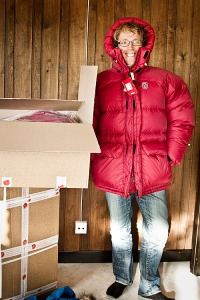 Fjällräven Thermo 2 Down Jacket Foto:David Erixon