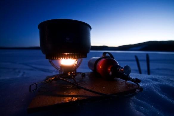 Kvällsmatlagning Foto:David Erixon