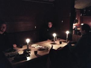 Stughäng Holmavatnhytta