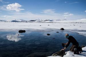 Öppet rent vatten är lyxigt och vackert Foto:David Erixon